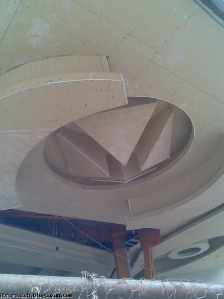 تصاویر از سقف کاذب.کناف اجرا شده