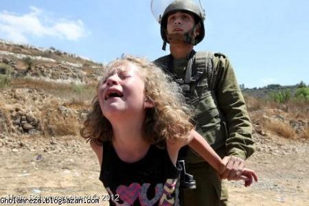 ظلمرزیم صهیونستی به <a href='/tag.php'></a> کودکان فلسطینی