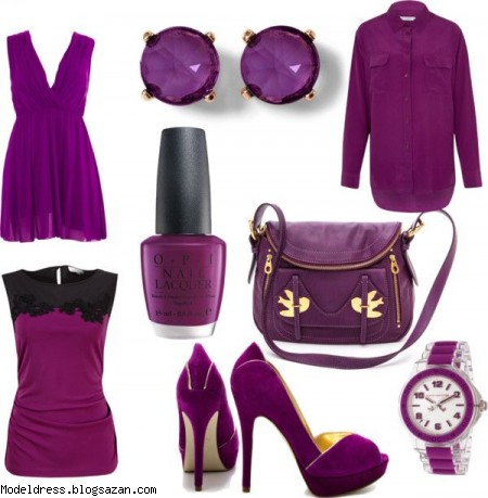Pantone Colour of the Year 2014- Radiant Orchid